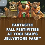 Fantastic Fall Festivities at YOGI BEAR'S JELLYSTONE PARK™!