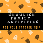 Ghoulish Family Activities for Your October Camping Trip