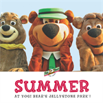 Summer at YOGI BEAR'S JELLYSTONE PARK™!