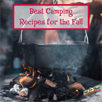 Best Camping Recipes for the Fall