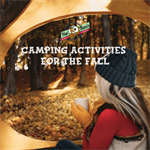 Camping Activities for the Fall