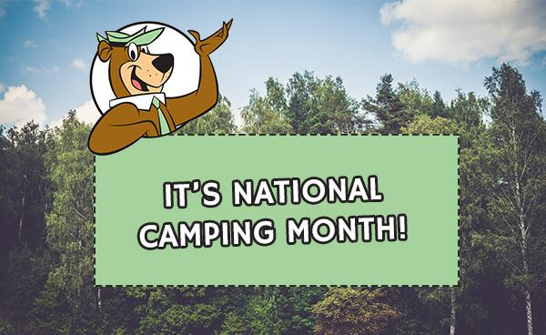 National Camping Month at Jellystone Park in Robert LA